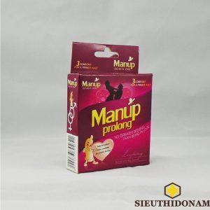 Bao cao su Manup kéo dài quan hệ