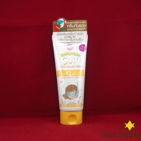 Cathy Doll Suntection Sun White Serum Cream