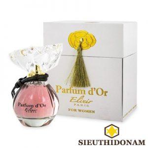 Nước hoa Nữ Kristel Saint Martin Parfum D'or Elixir