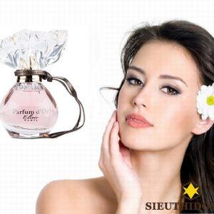 Nước hoa Nữ Kristel Saint Martin Parfum D'or Elixir cao cấp