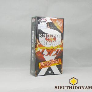 Bao cao su Sagami Energy Drink