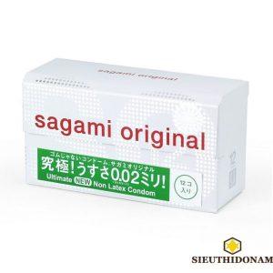 Bao cao su Sagami Original 002