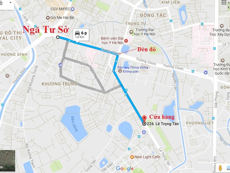 Cửa hàng 226 Lê Trọng Tấn, Thanh Xuân, Hà Nội