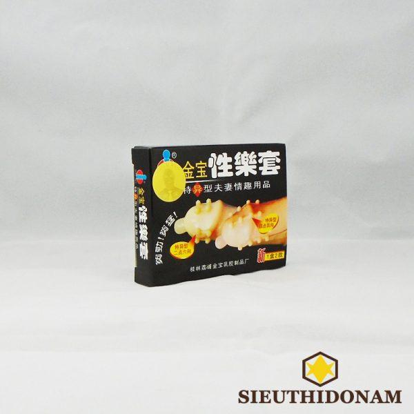 Bao cao su Gold Bi giá rẻ