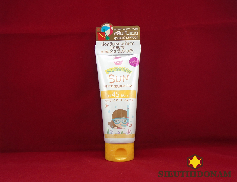 Cathy Doll Suntection Sun White Serum Cream