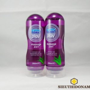 gel boi tron durex play massage 2in1