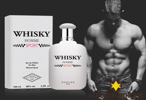 Evaflor Whisky Homme Sport Eau De Toilette