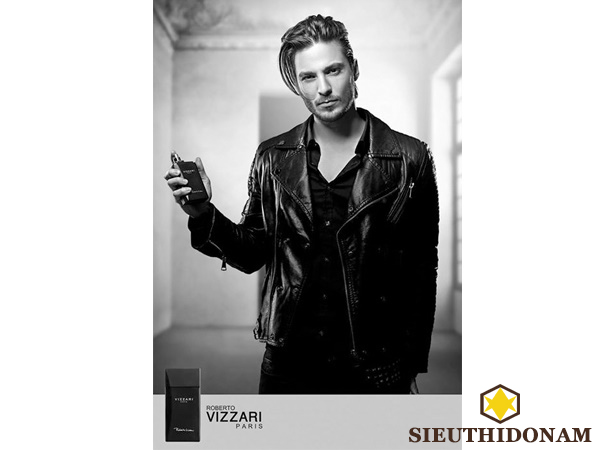 Roberto Vizzari Black Men Eau De Parfum