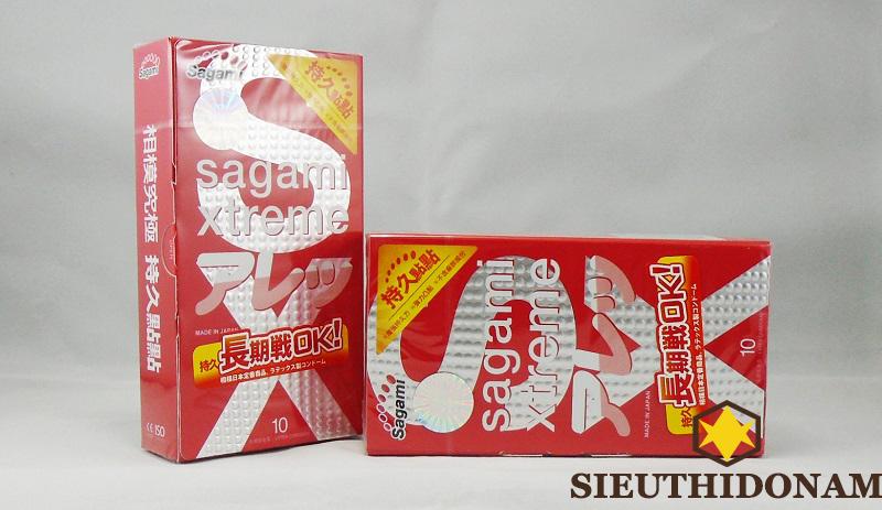 Bao cao su Sagami Feel Long