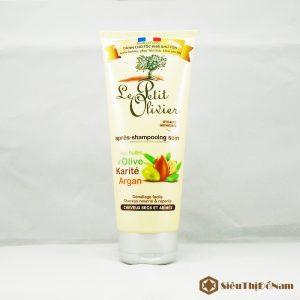 Dầu xả Le Petit Olivier Shampooing Soin, dành cho tóc khô và hư tổn