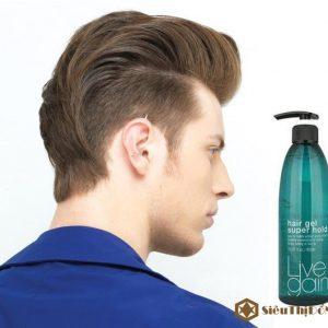 Gel tạo kiểu tóc Livegain