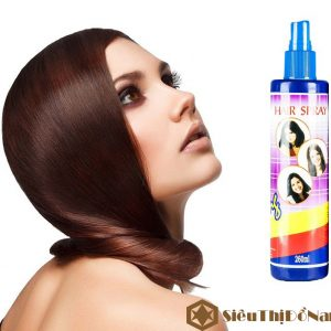 Keo xịt tóc Darling, gôm vuốt tóc cho nam nữ, giữ nếp tốt, tự nhiên, kiểu tóc mềm mại