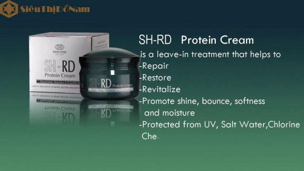 Kem dưỡng tóc SH-RD Protein Cream, phục hồi tái tạo tóc khô, tóc rối, cho tóc khỏe đẹp