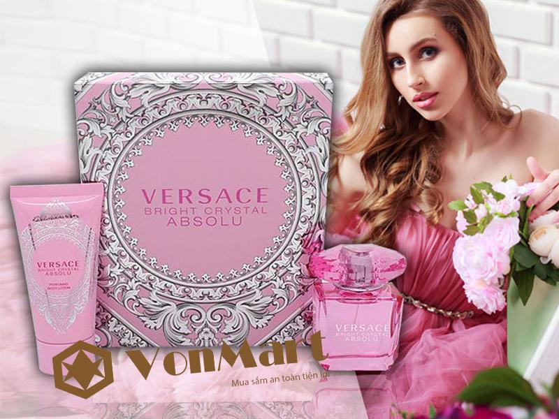 Versace Bright Crystal Absolu 90ml