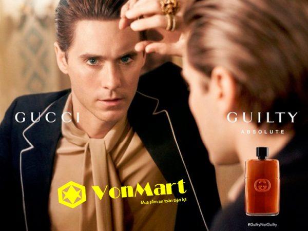 Giá nước hoa Gucci Absolute cho nam