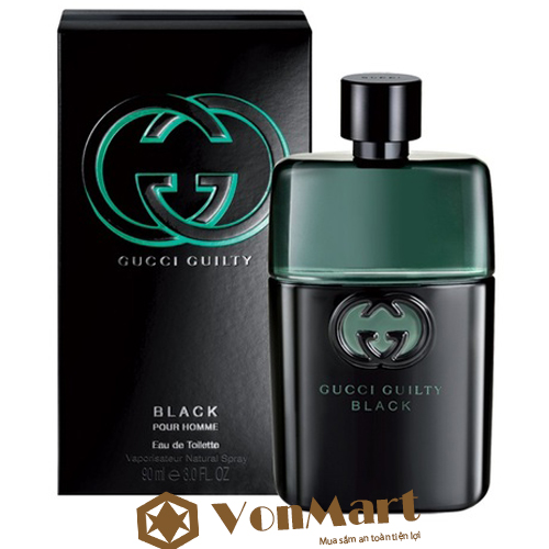 Nước hoa Gucci Guilty Black nam 90ml